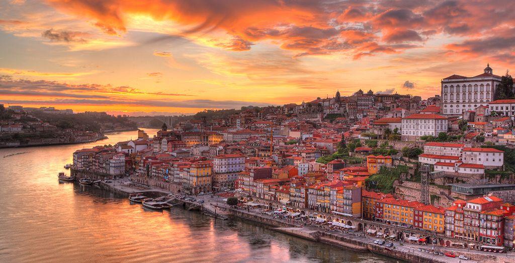 Belle échappée au Portugal !