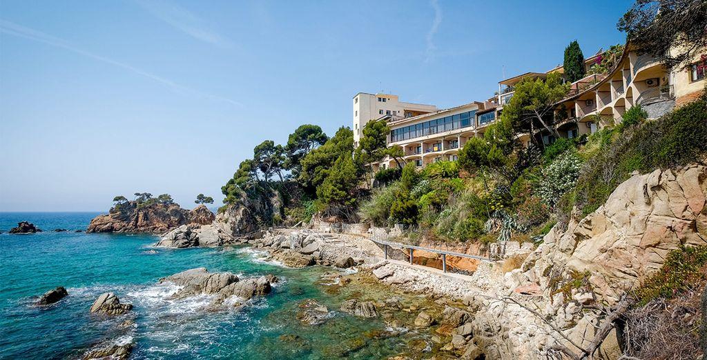 Découvrez l'hôtel Cap Roig