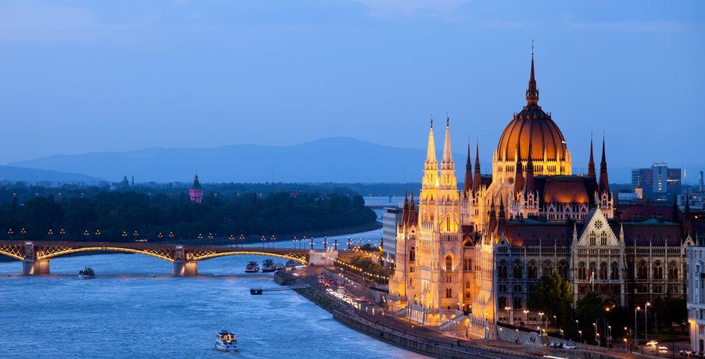 Et revenez enchanté de votre séjour à Budapest !