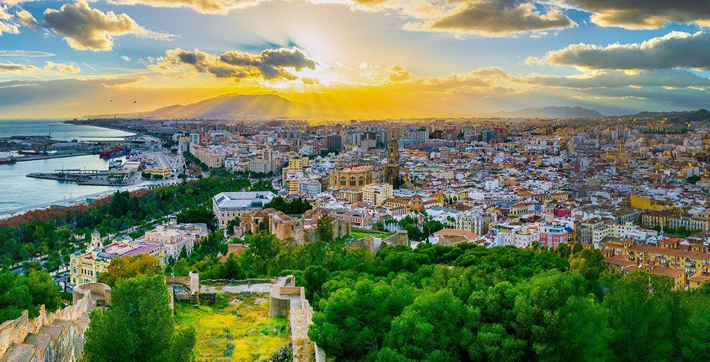 Découvrez la beauté de Málaga