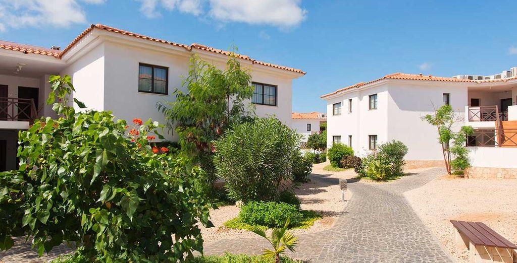 Découvrez un resort 5* où raffinement et confort feront de votre séjour une expérience inoubliable