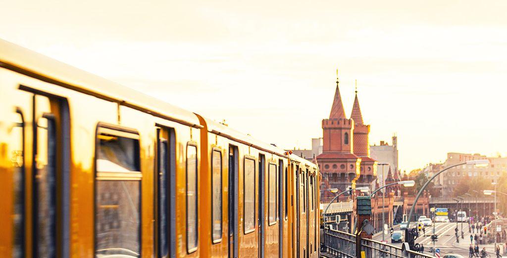 Préparez vos excursions dans le centre de la capitale allemande