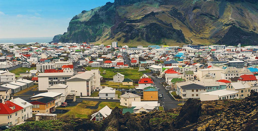 Découvrez Reykjavik !