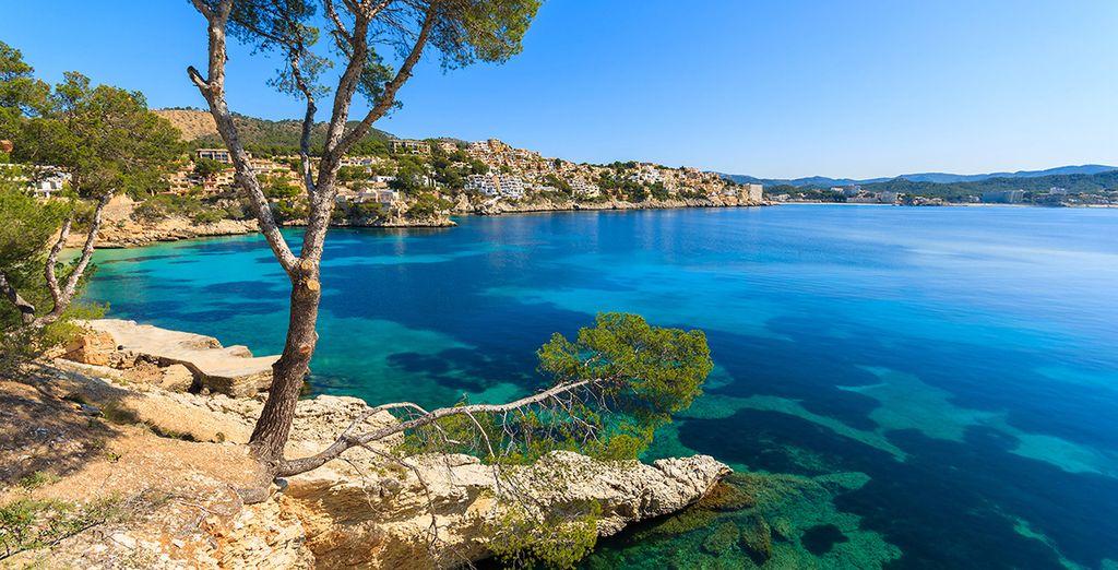 N'hésitez plus et décollez pour les plus belles calanques de Méditerranée. Bon séjour !