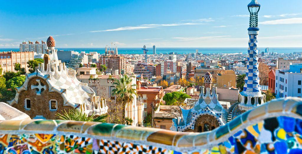 Partez à la découverte de Barcelone