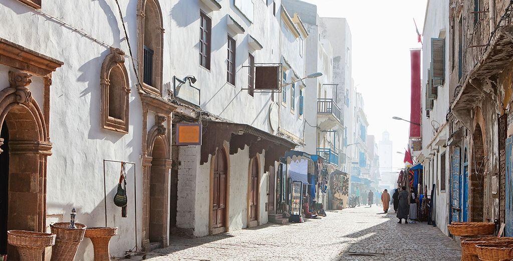Avant de partir à la découverte d'Essaouira
