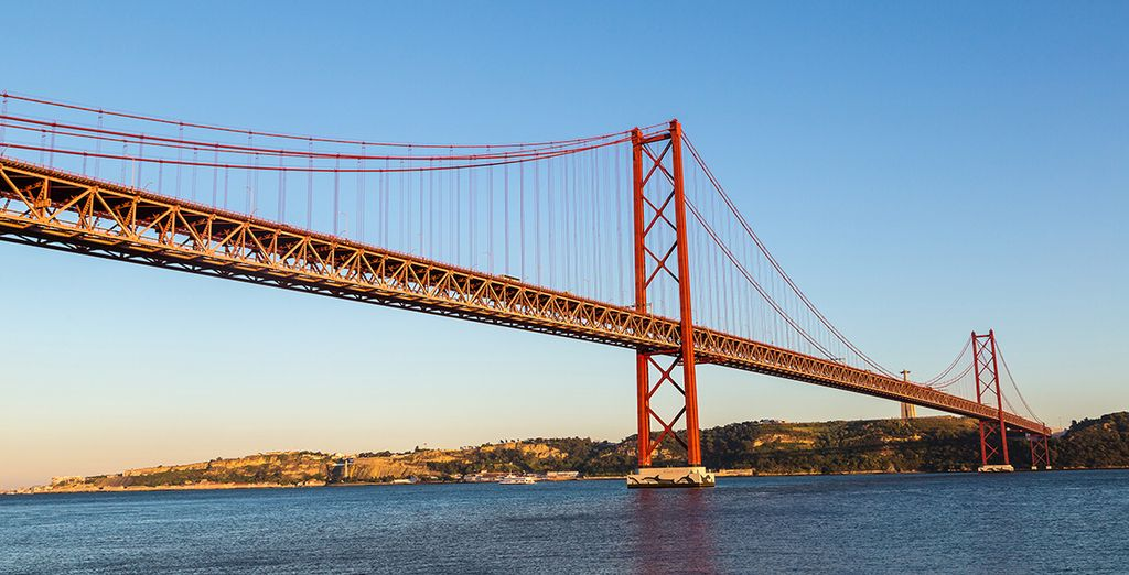 Cap sur Lisbonne !