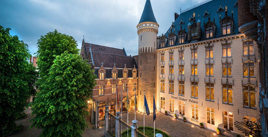 Et si vous visitiez Bruges ?