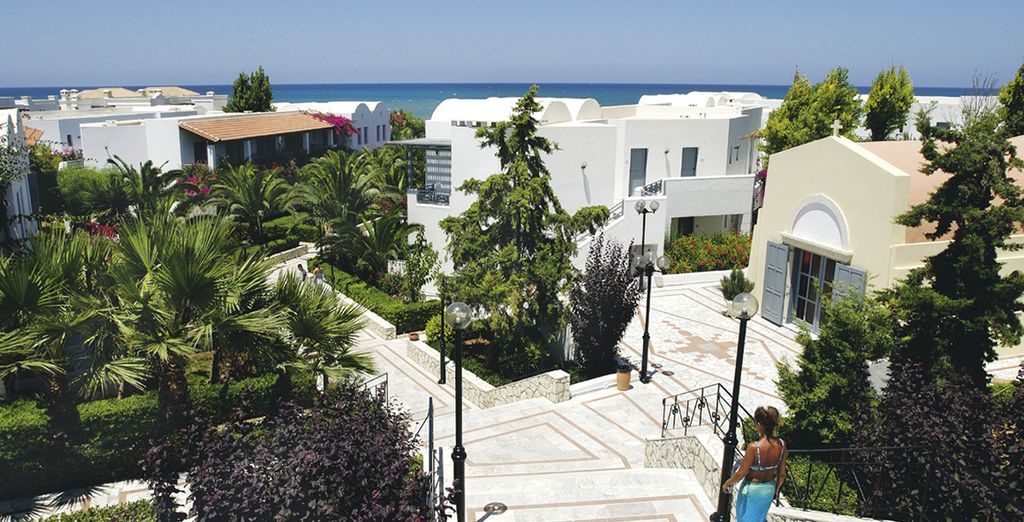 L'Annabelle Beach Resort 5* vous accueille