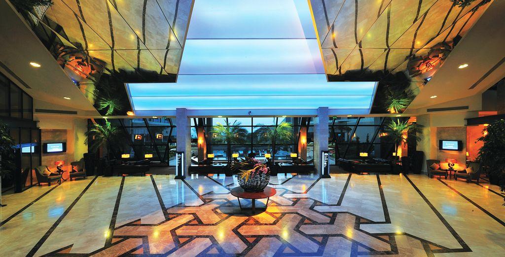 Prenez place au sein d'un splendide resort 5*