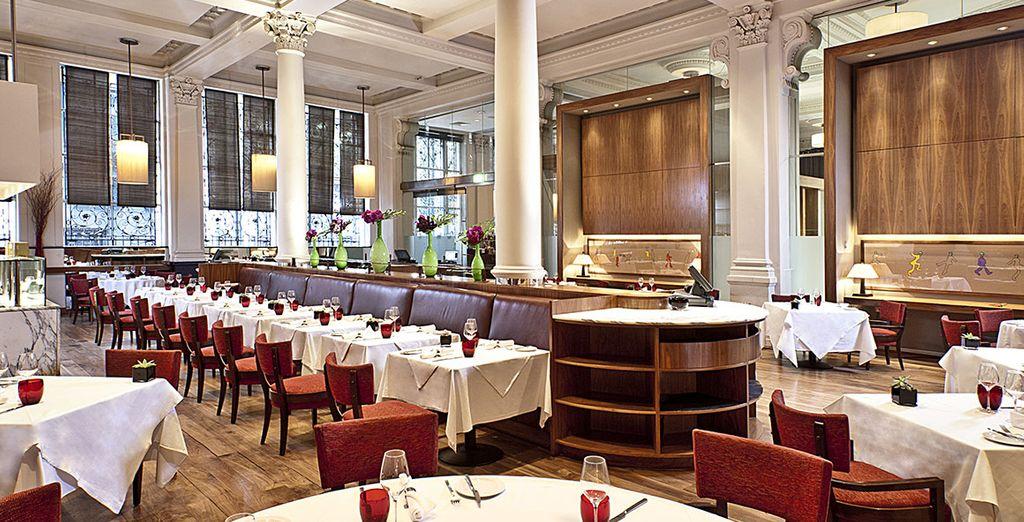 Venez découvrir les saveurs britanniques au restaurant
