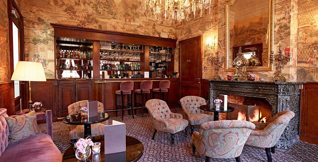 L'élégant Hôtel De Tuilerieën...