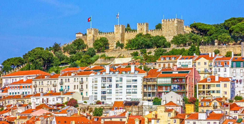 Direction la belle capitale du Portugal, la cosmopolite Lisbonne !