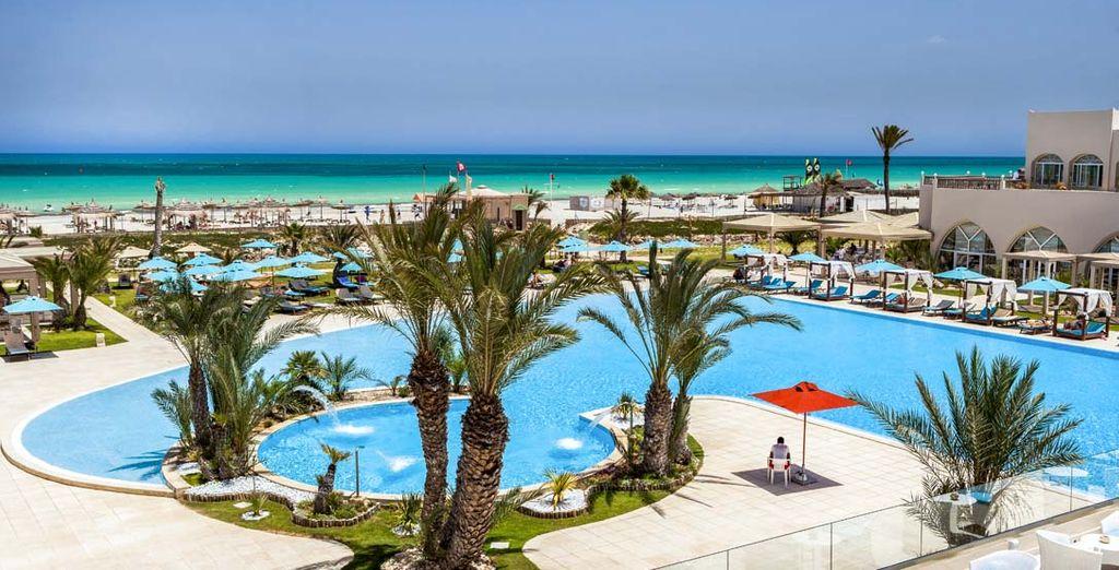 Bienvenue au Palm Beach Palace 5*