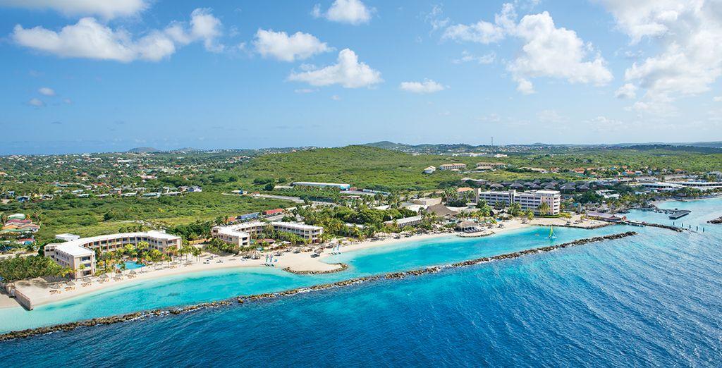 Vous voilà à Curaçao !