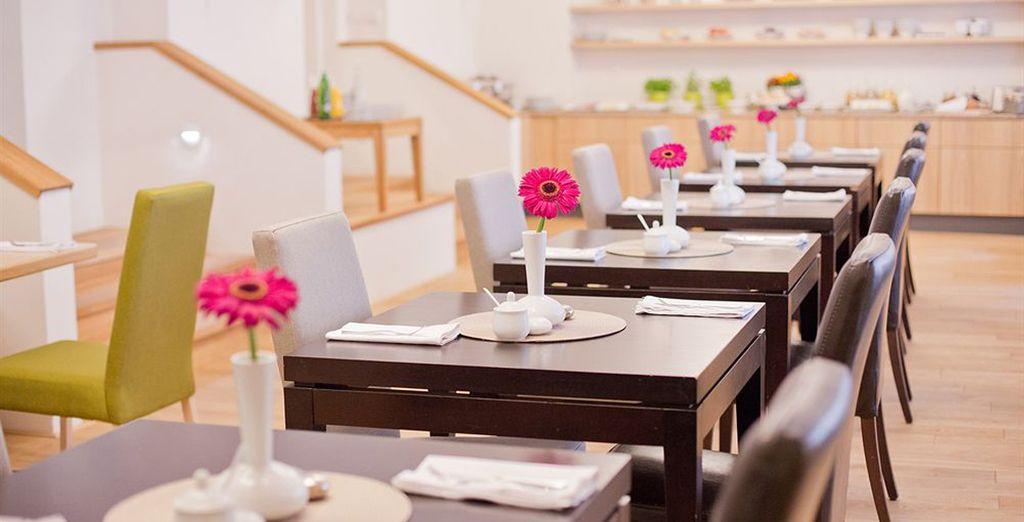 À la table du Designum Café