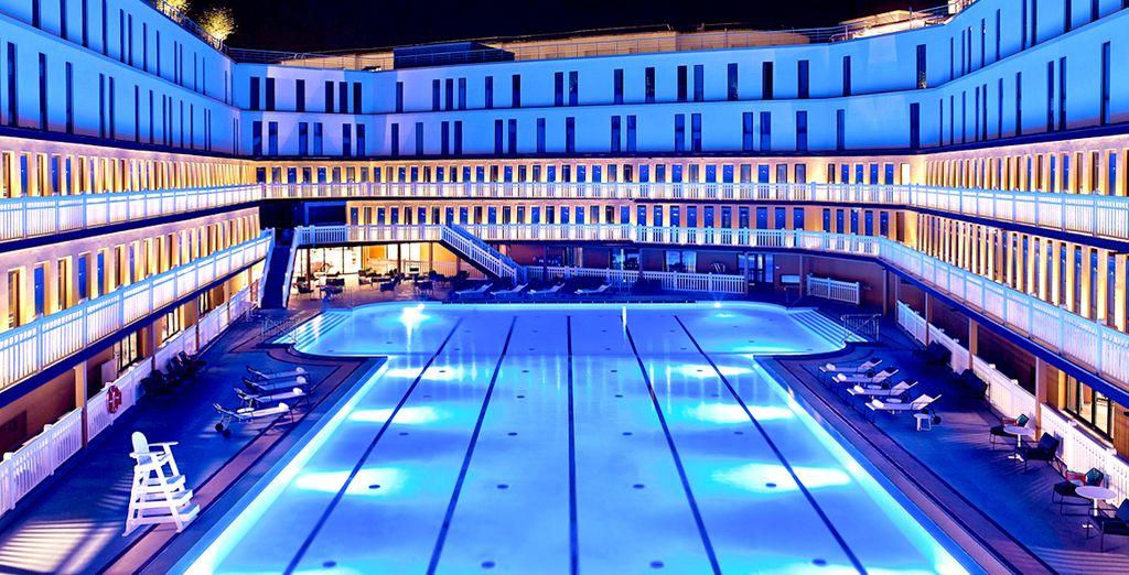 Hôtel Molitor 5*