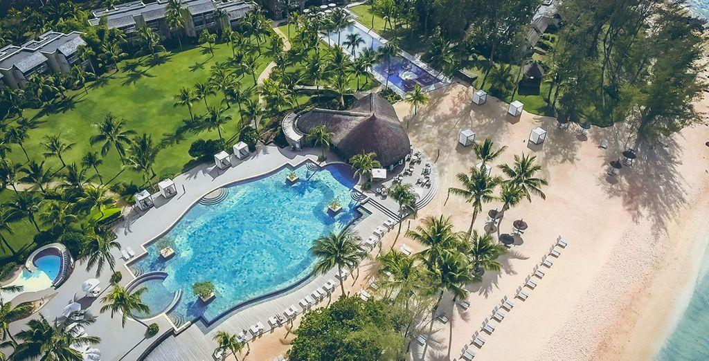 Un resort 5* sublime