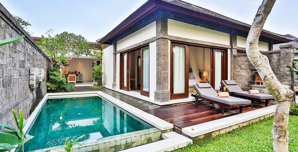 Découvrez votre One Bedroom Pool Villa