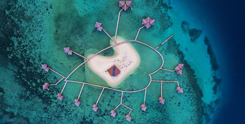 Pour parfaire ce séjour, quoi de mieux que de s'offrir une escapade enchanteresse sur l'île de l'Amour ?