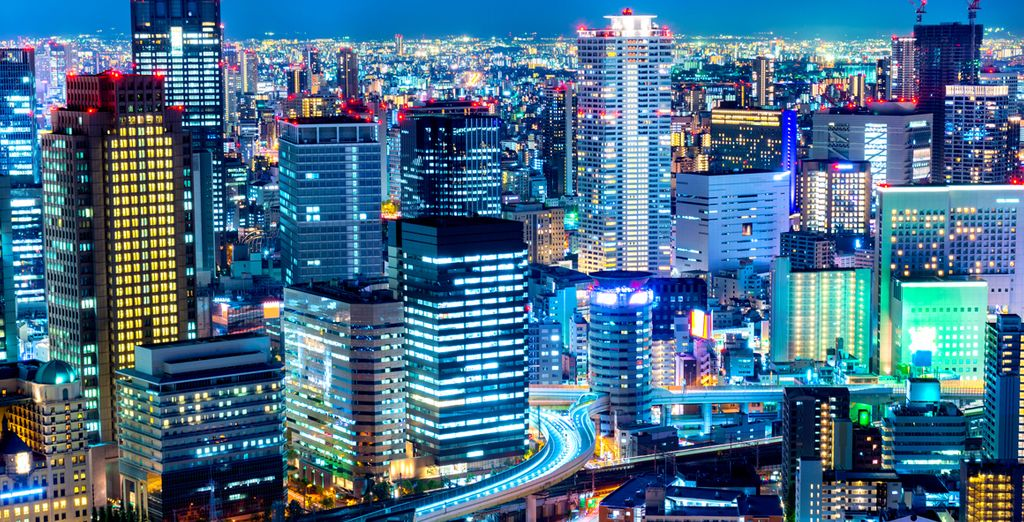 A Osaka