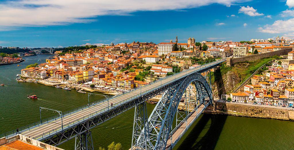 Bon séjour à Porto !