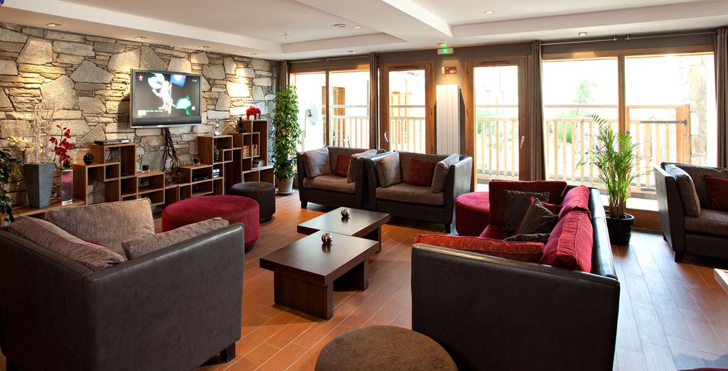 Une résidence qui offre un cadre harmonieux et élégant ainsi que de nombreux loisirs
