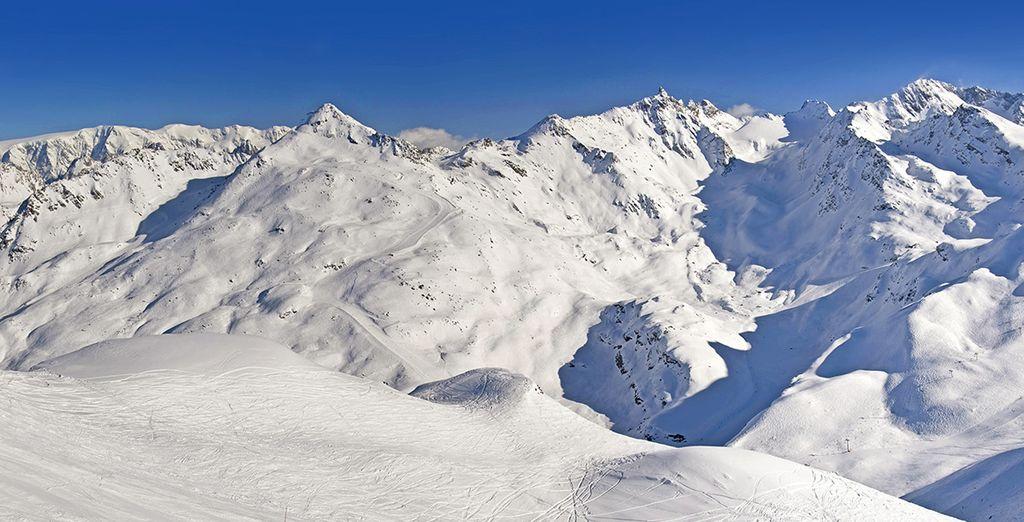 Excellent séjour au ski !