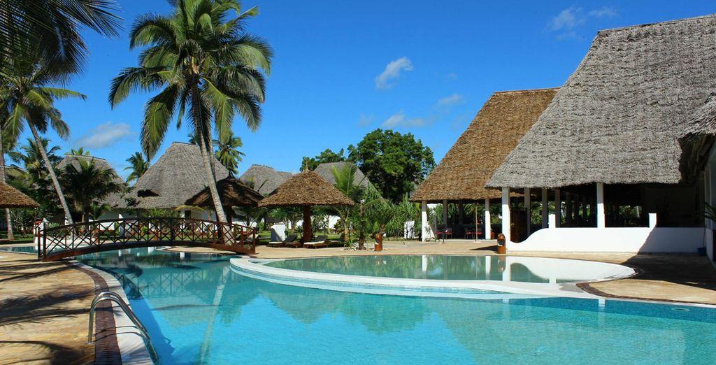 Hôtel Kappa Club Zanzibar - Uroa Bay Beach Resort 4*