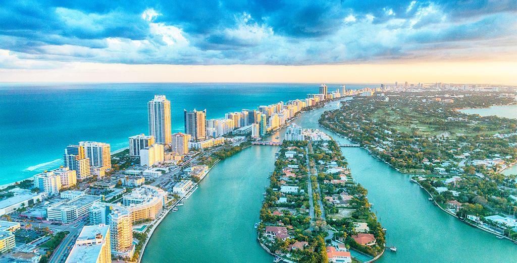 Des vacances exceptionnelles à Miami avec les offres exclusives Voyage Privé