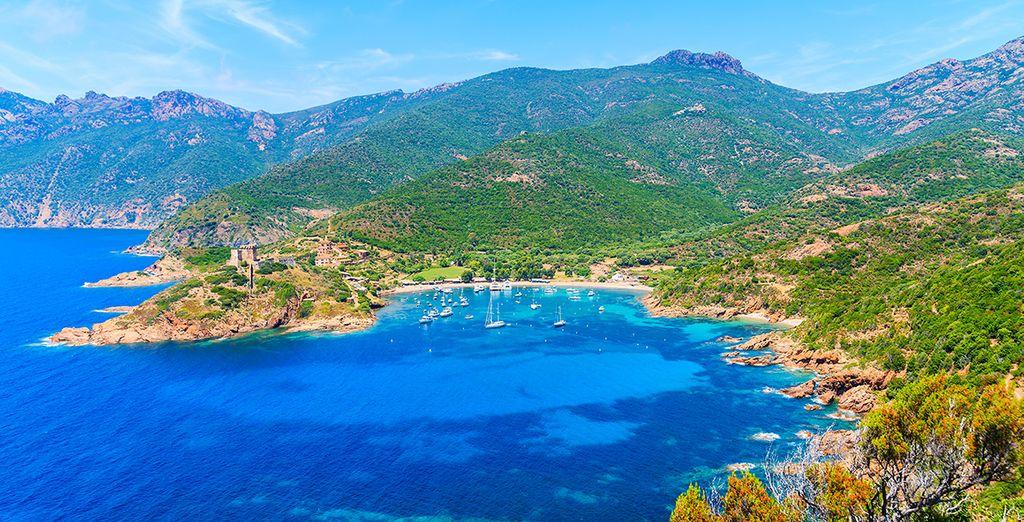 Panorama de la Corse
