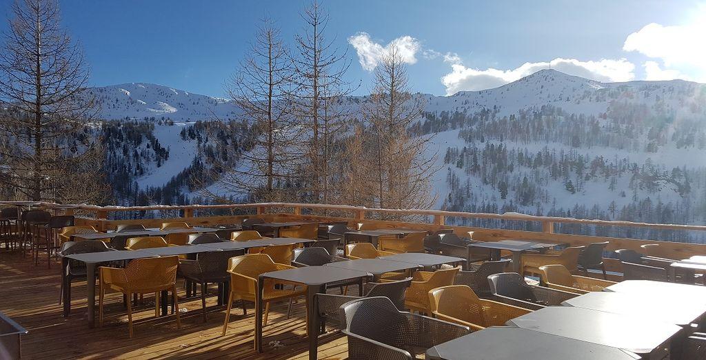 Hôtel Chalet Marano Restaurant & Spa 4* avec Voyage Privé