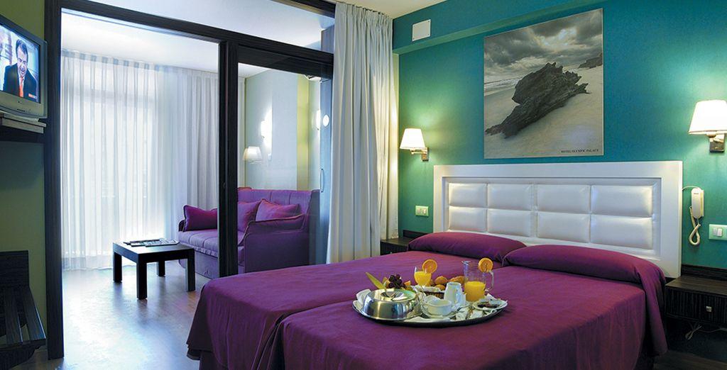 Hôtel haut de gamme en Espagne à Lloret del Mar, sélectionné par Voyage Privé
