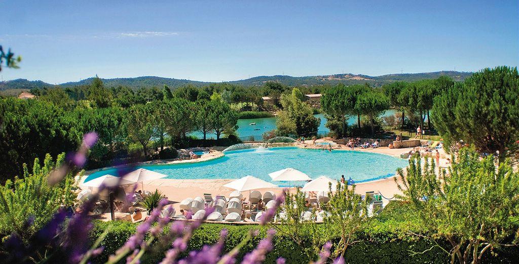 Hôtel haut de gamme à Aix en Provence avec piscine chauffée et espace détente
