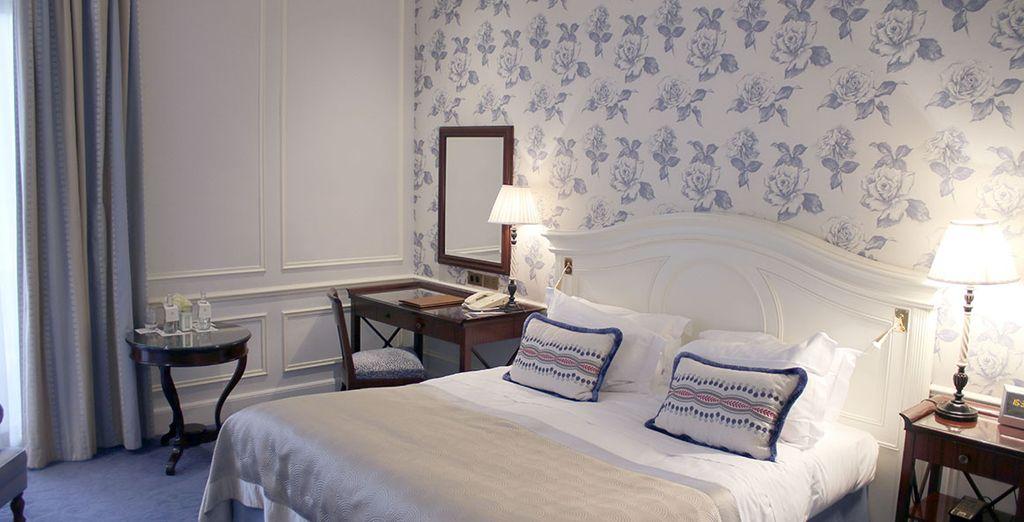 Le confort de la chambre Exclusive