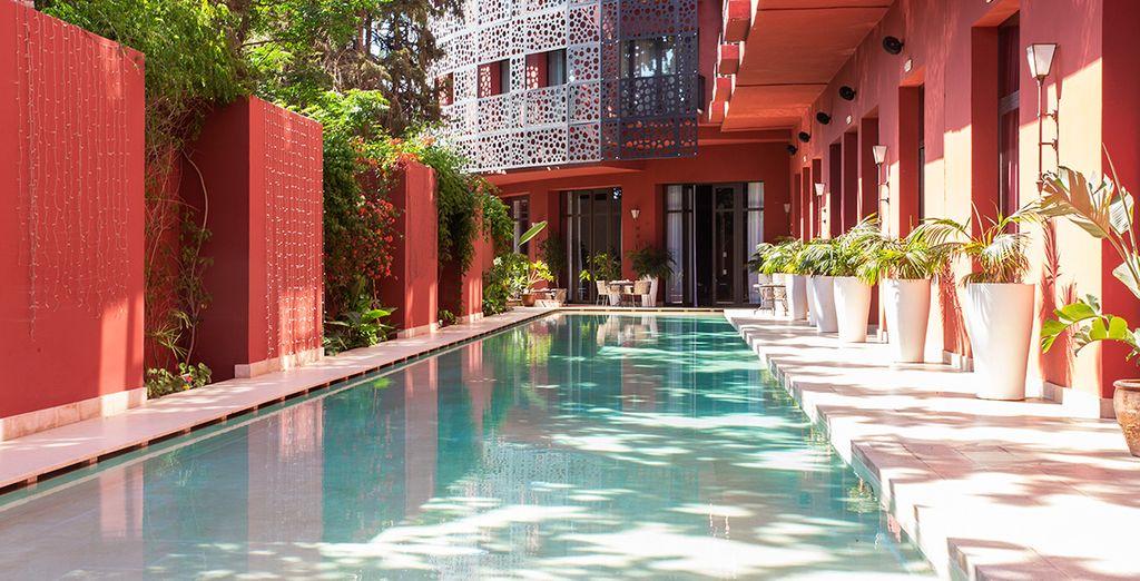 Hôtel The Pearl Marrakech 5* avec Voyage Privé