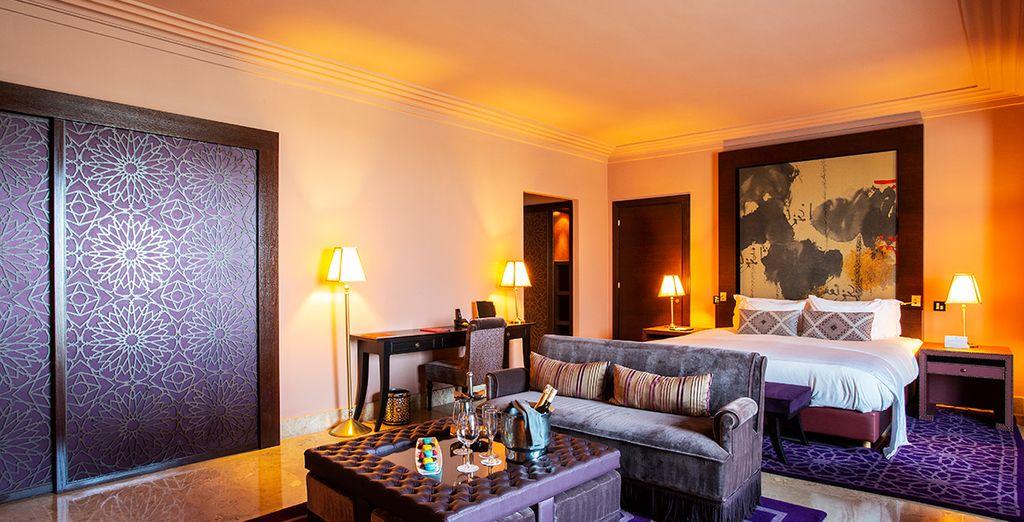 Hôtel haut de gamme pour des vacances luxueuses à Marrakech