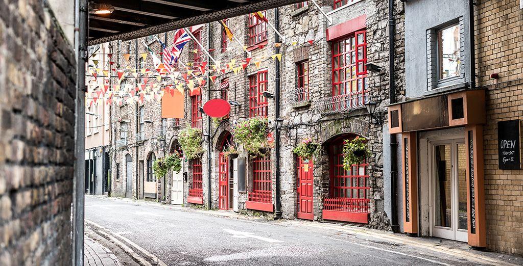Voyage tout inclus à Dublin avec Voyage Privé