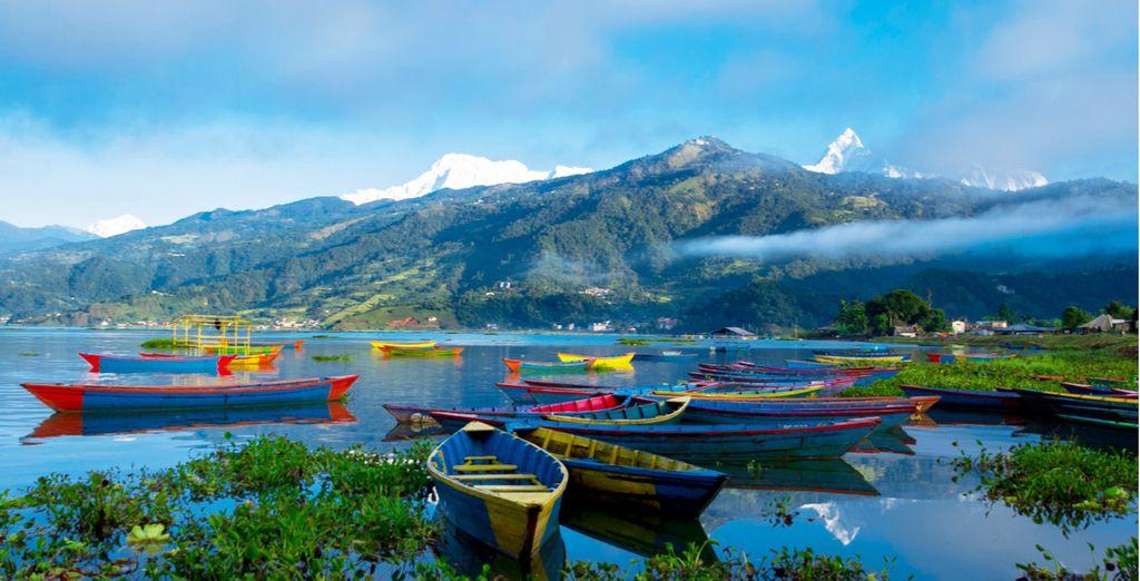 Evadez-vous au Népal