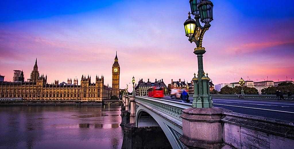 Voyage à Londres tout inclus