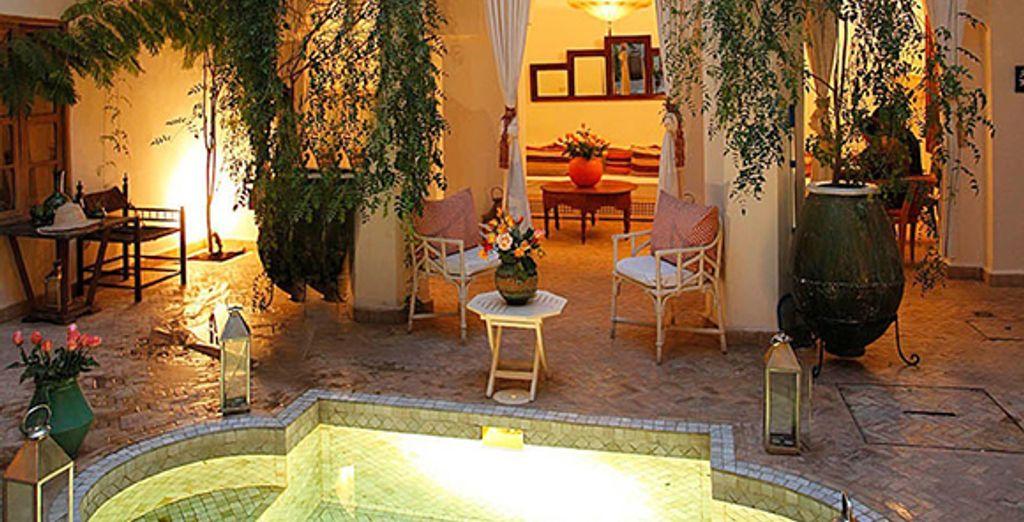 Un charme typique... - Riad Le Coq Berbère Marrakech