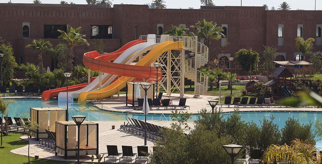 Hôtel Kenzi Club Agdal Medina 5*