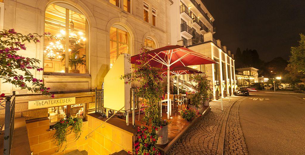 Très bon séjour à Baden Baden