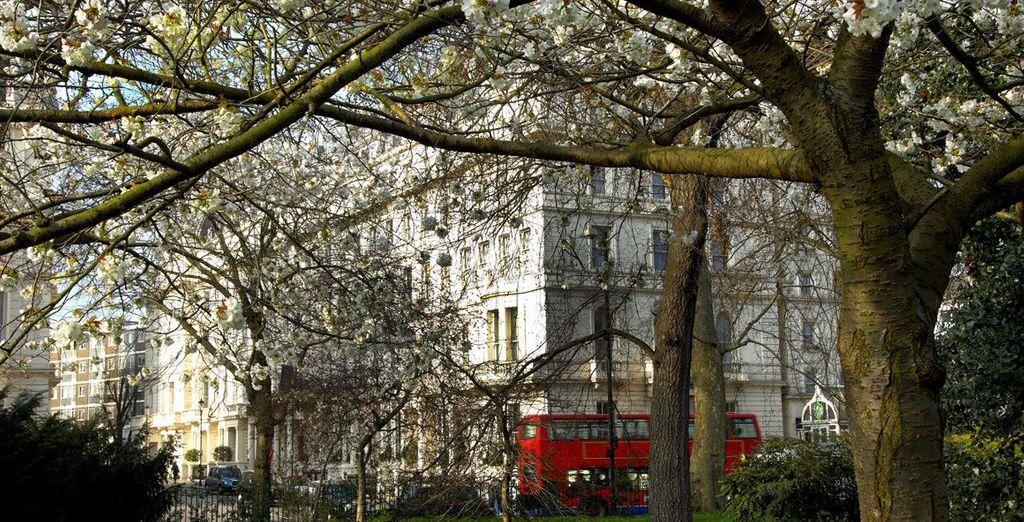 Niché en plein cœur de Londres... - Corus Hotel Hyde Park 4* Londres