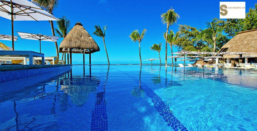 Bienvenue dans le paradis de l'hôtel Ambre