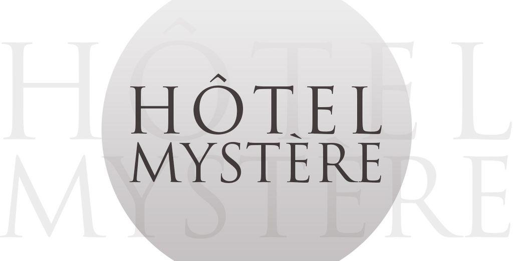 Serez-vous tenté par notre hôtel mystère ? N'hésitez plus, craquez immédiatement !
