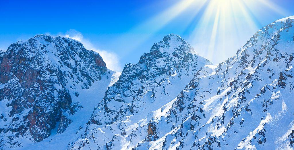 Les pistes de l'Andorre vous tentent !