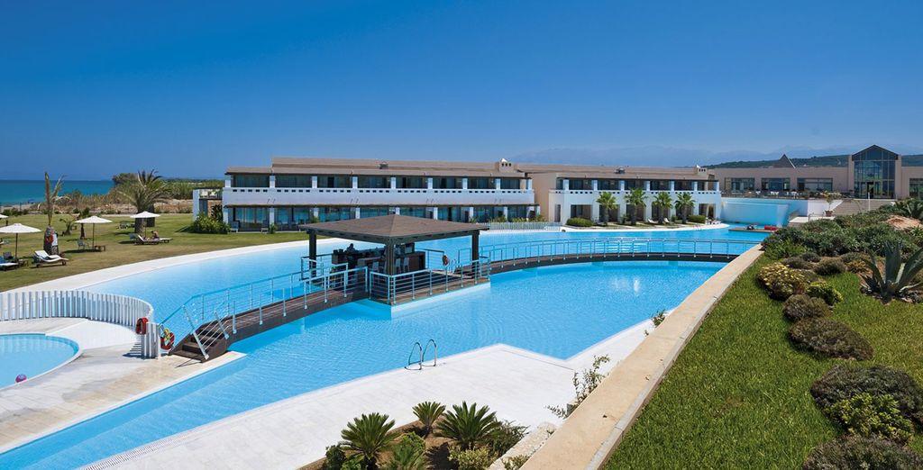 Bon séjour en Crète !