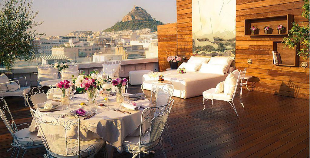 Ne cherchez plus, nous avons ce qu'il vous faut - New Hotel 5* Athènes