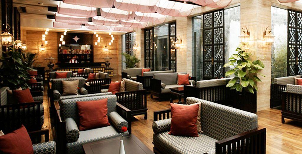 Ou le Tong An Hotel à Wuzhen